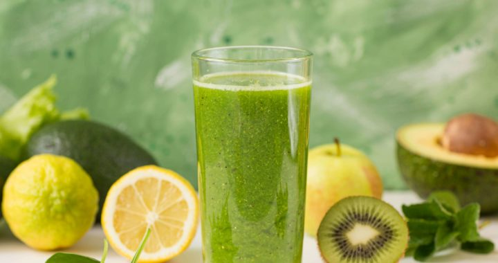 green smoothie everyday