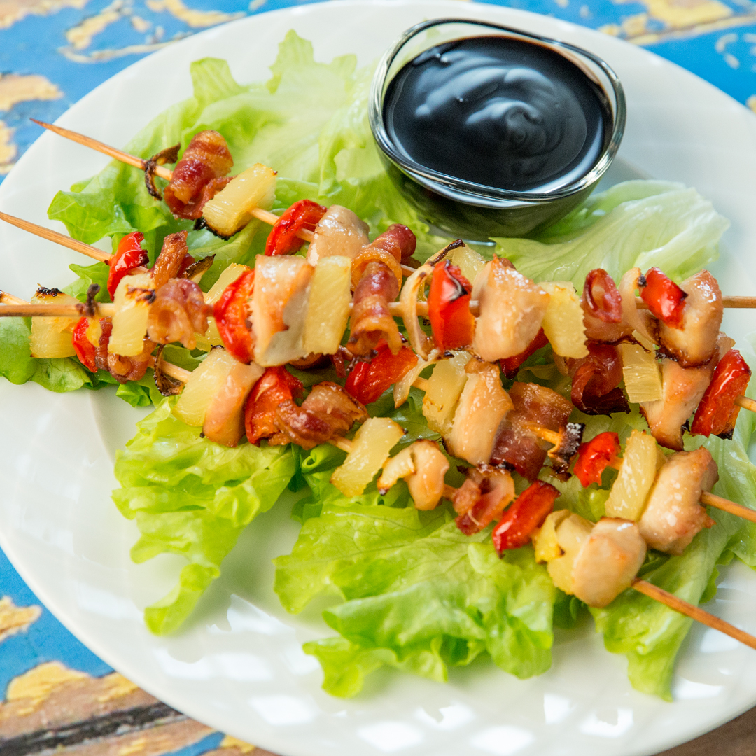 skewered-chicken-breast-with-bacon