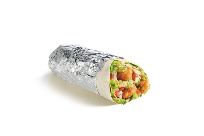 Epic Crispy Chicken & Fresh Guac Burrito