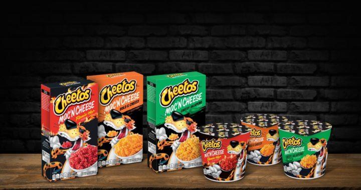 Cheetos Mac'n Cheese