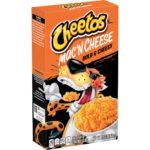 Cheetos Mac'n Cheese Bold & Cheesy
