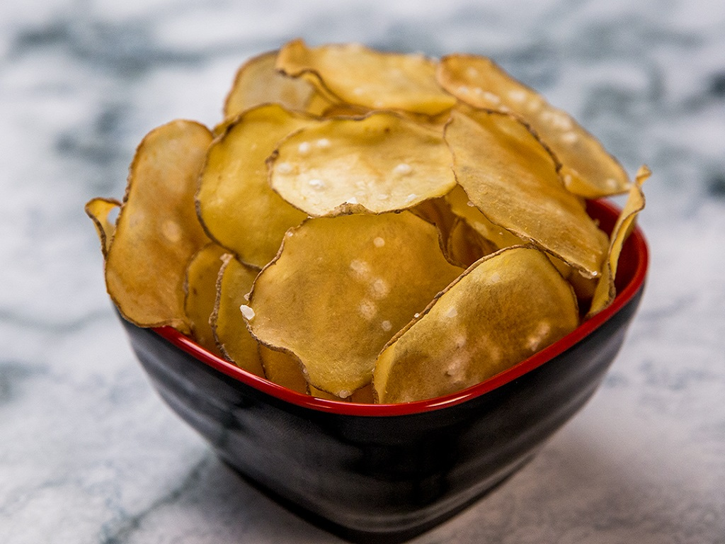 Microwave-Potato-Chips
