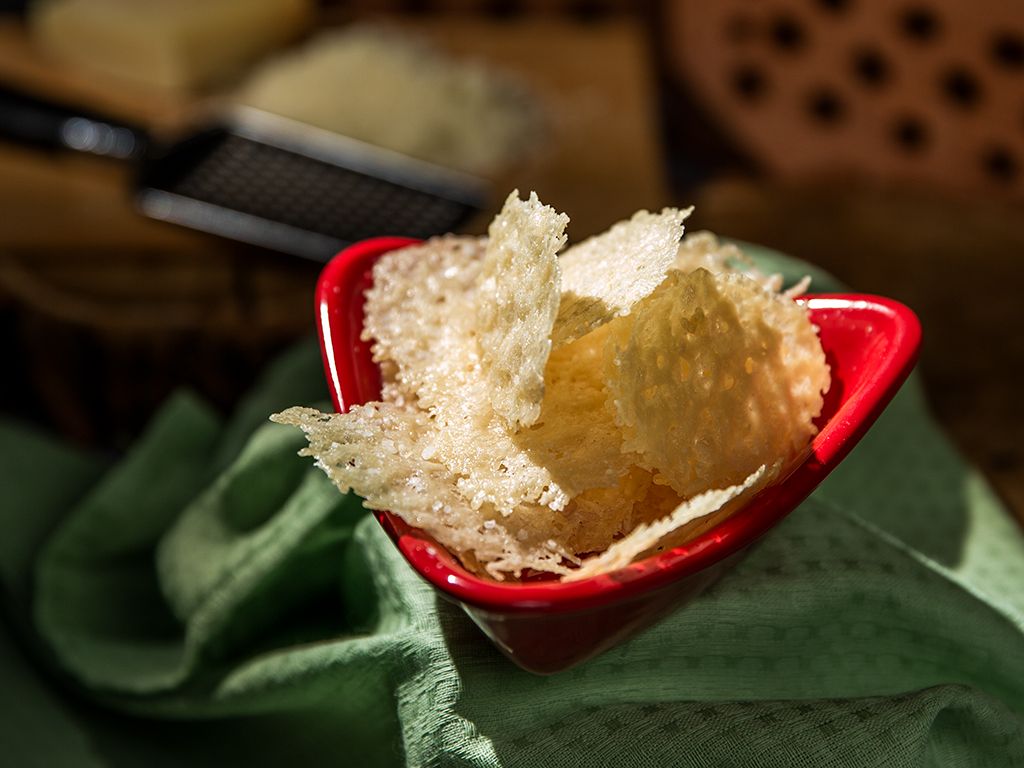 Parmesan-Chips