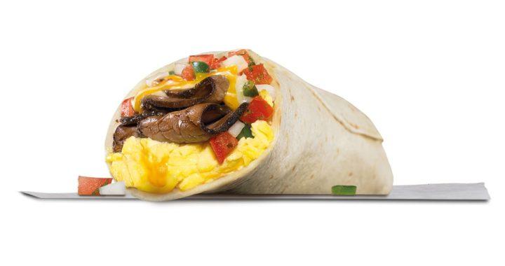 Carl's Prime Burrito
