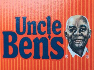 Old Uncle Ben's logo