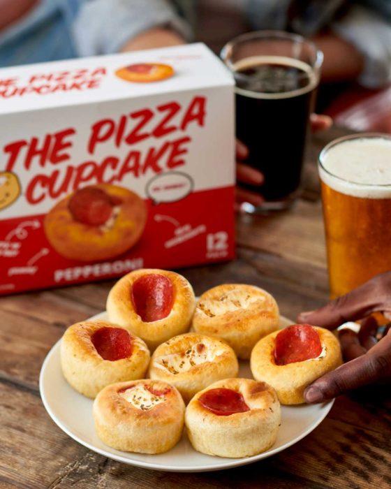 Pizza-Cupcake 2