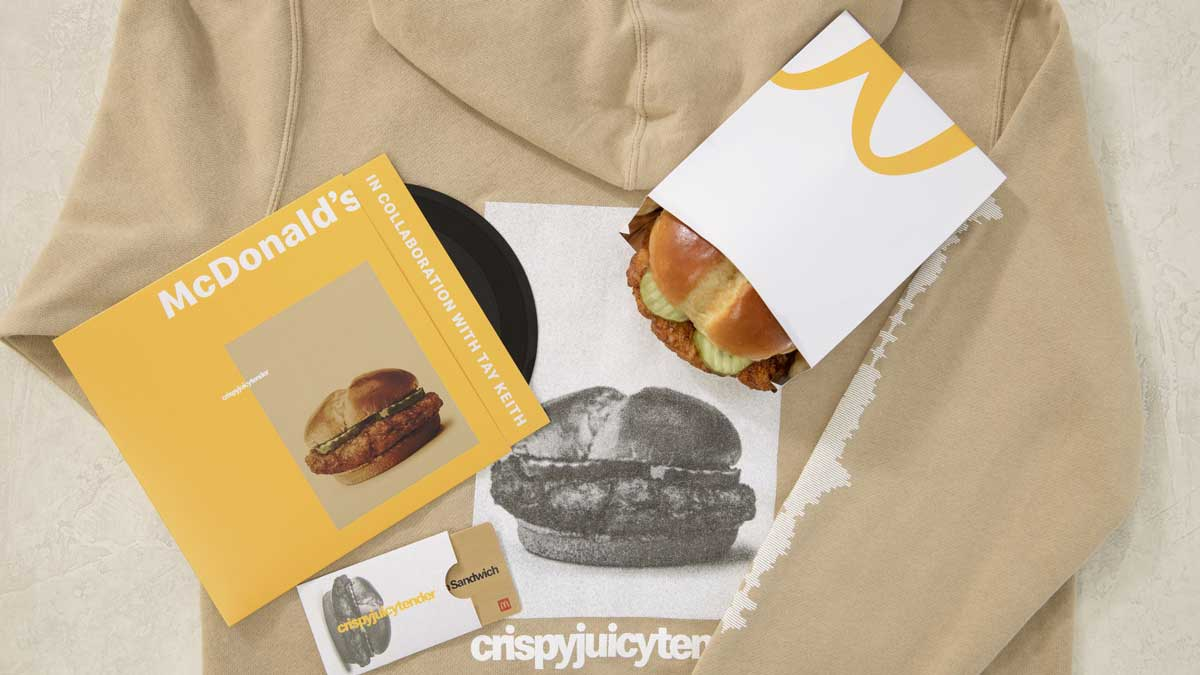 McDonald's New Limited-Edition Capsule Gives Fans an Early Chicken Sandwich Taste