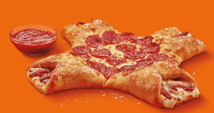 CrazyCalzone-Little Caesars Pizza